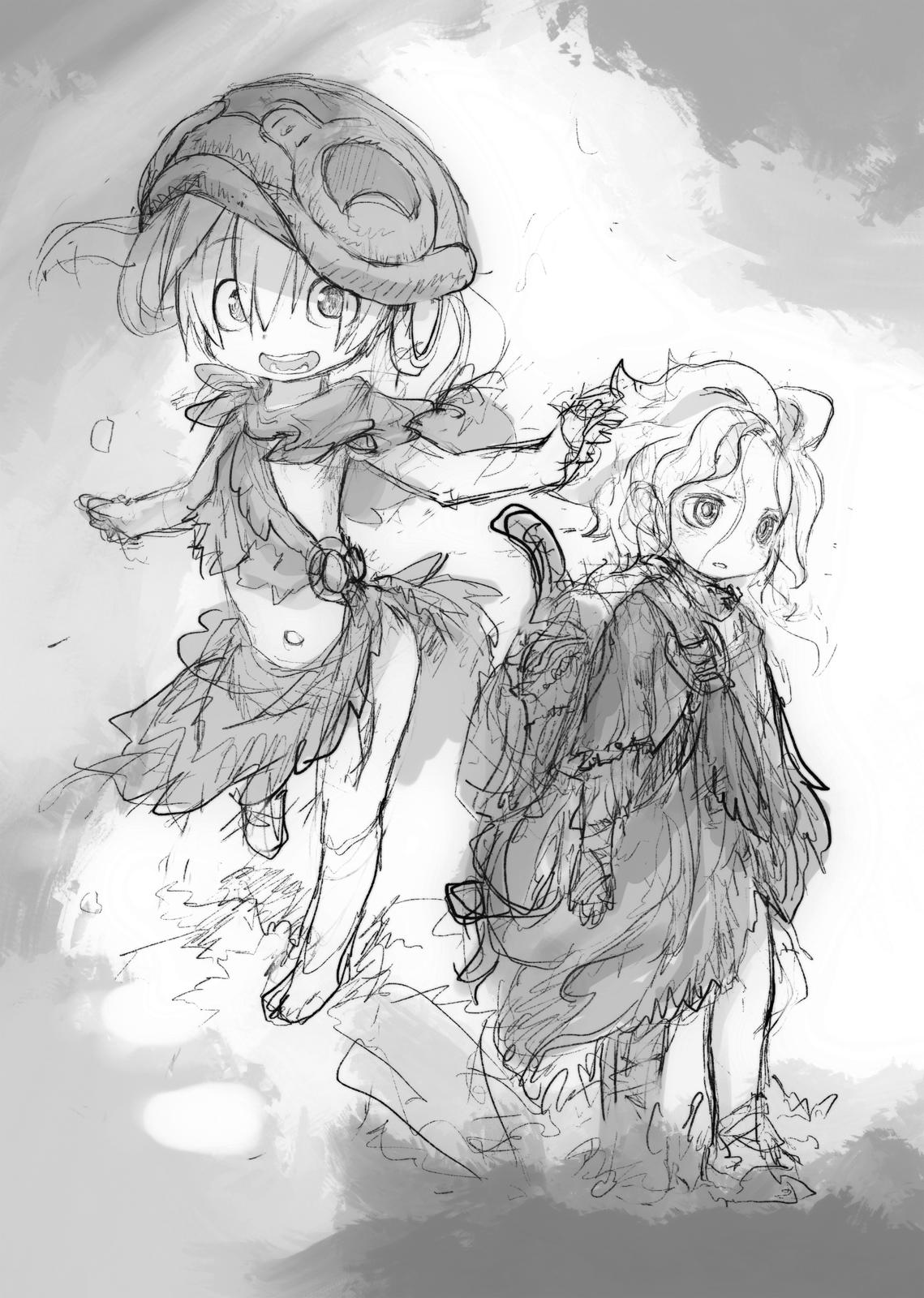 Made In Abyss, Chapter Hello,Abyss 50 image 030