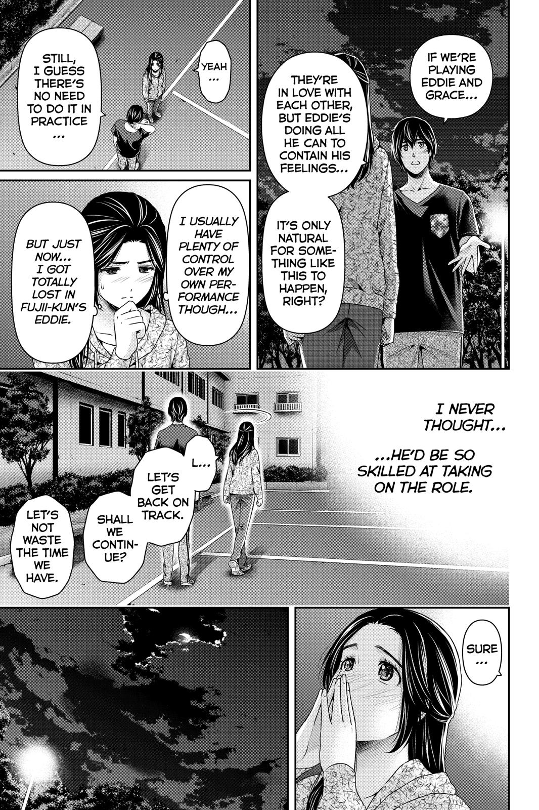 Domestic Na Kanojo, Chapter 235 image 003