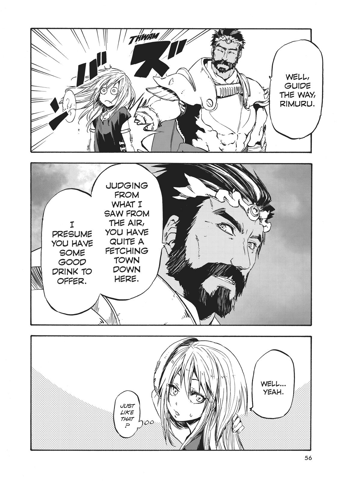 That Time I Got Reincarnated As A Slime, Chapter 28 image 055