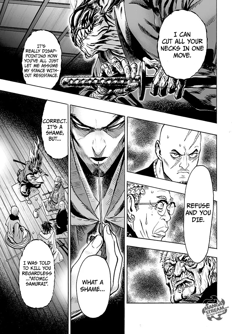 One Punch Man, Chapter Onepunch-Man 69 image 022