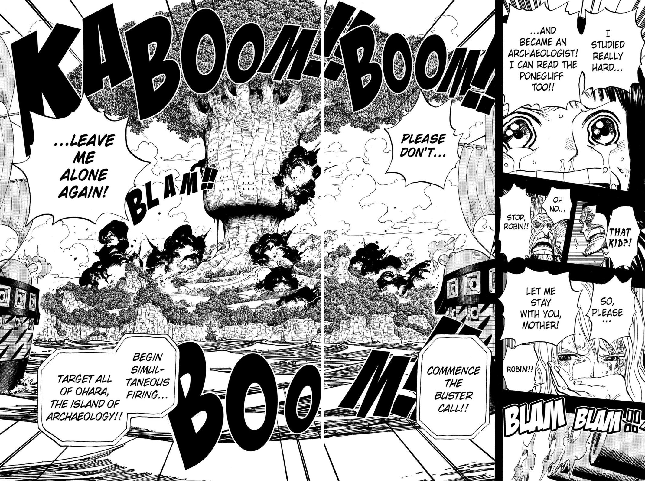 One Piece, Chapter 395 image 018