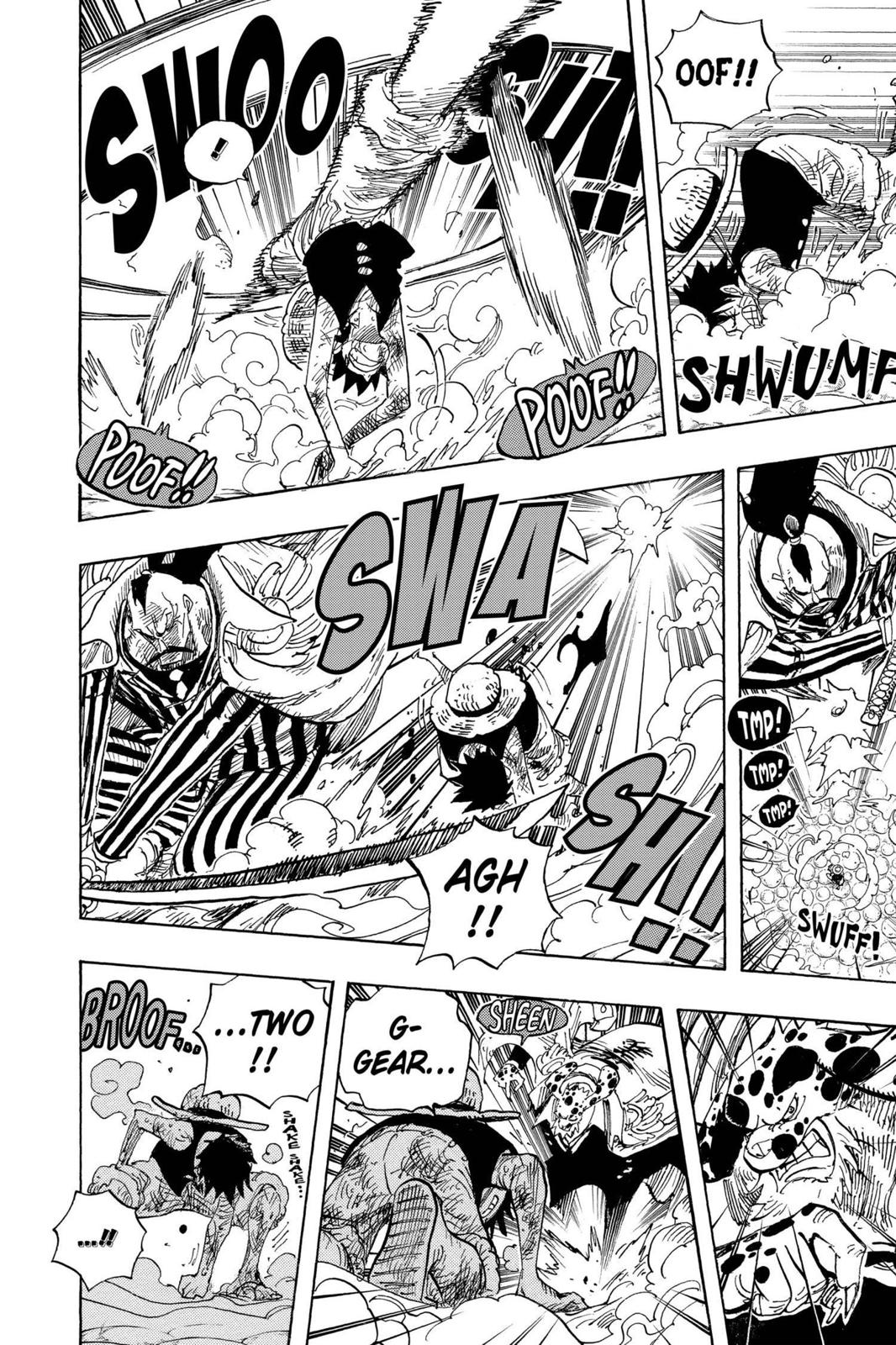 One Piece, Chapter 567 image 008