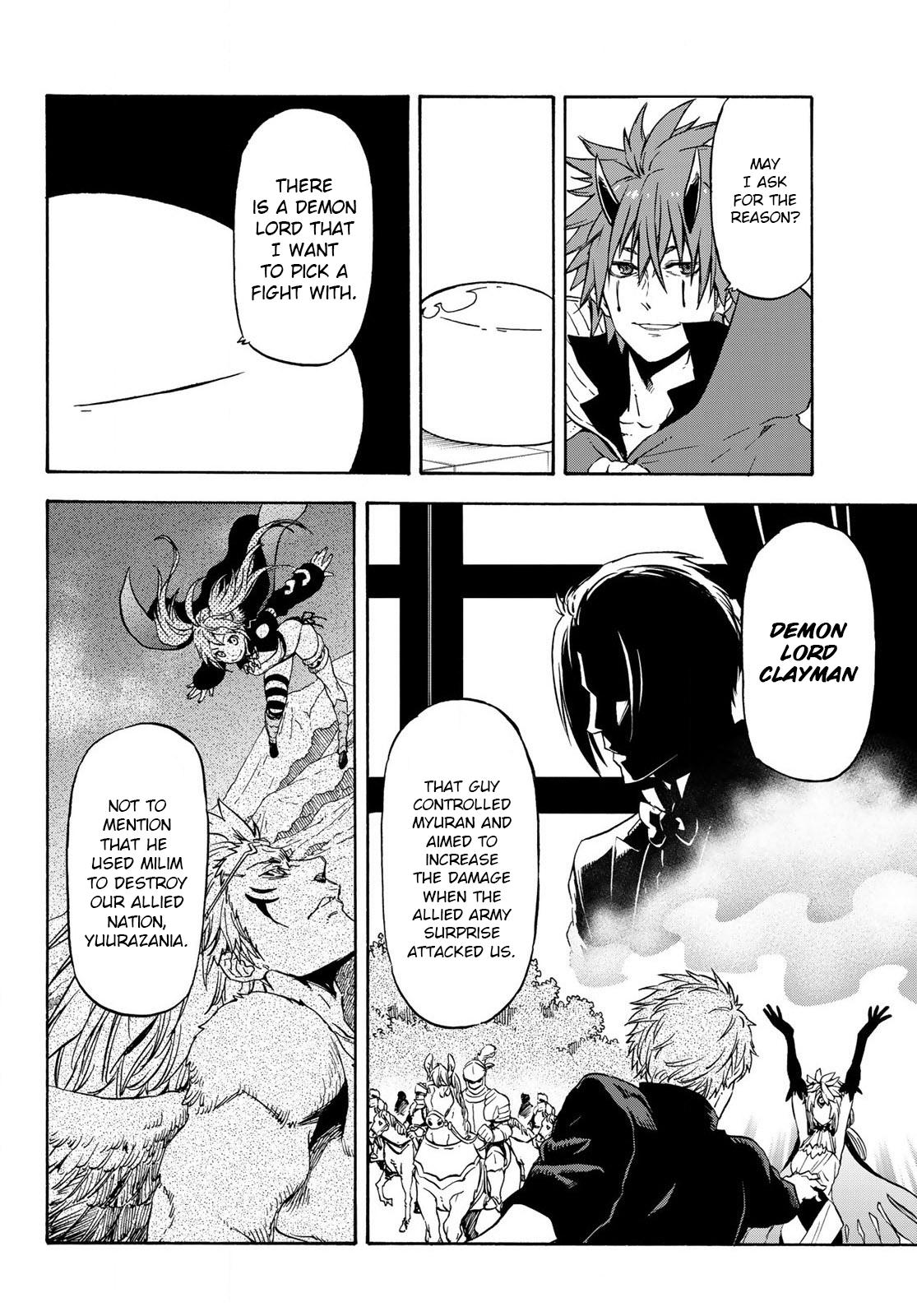 That Time I Got Reincarnated As A Slime, Chapter 71 image 002