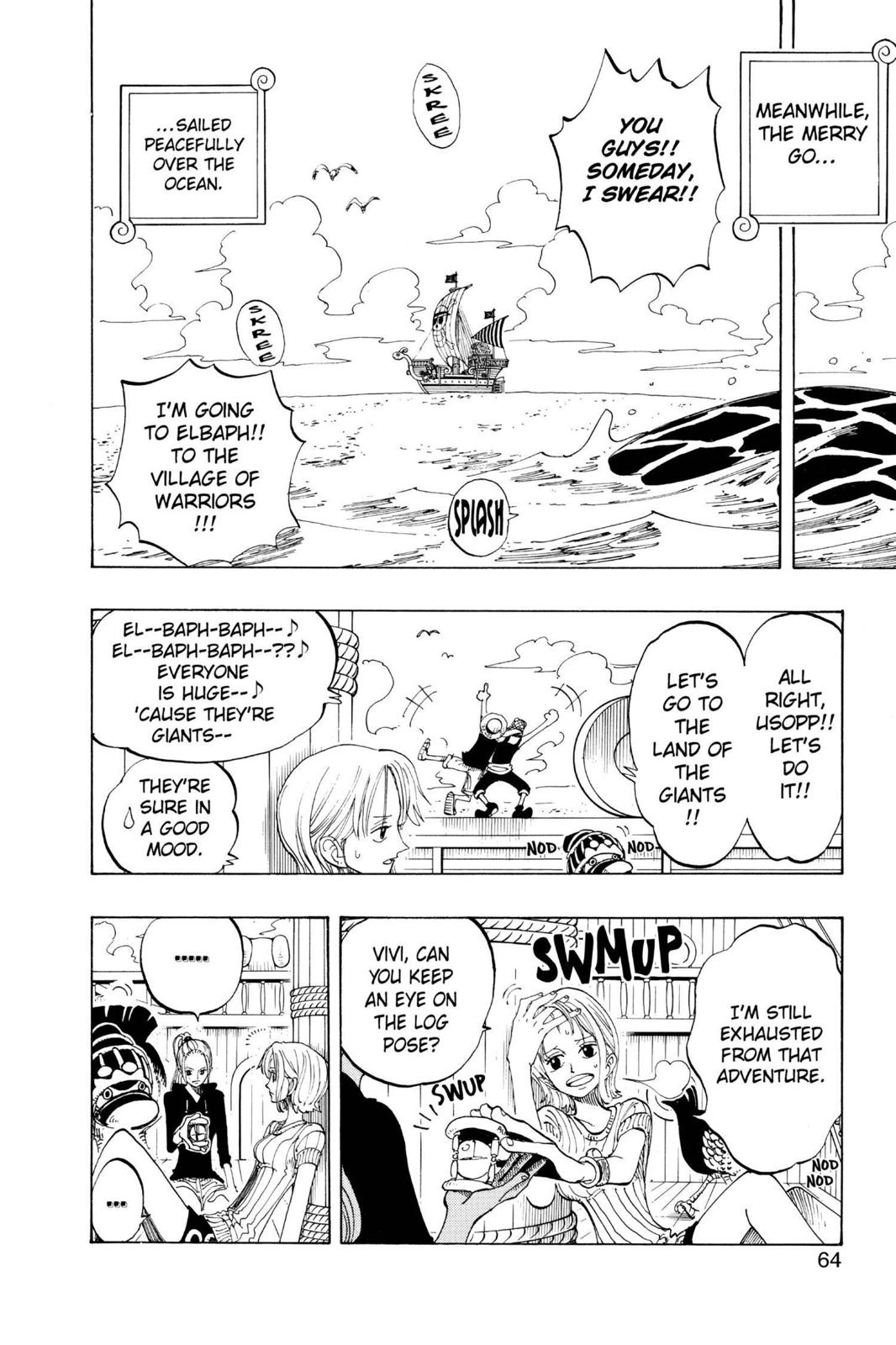 One Piece, Chapter 129 image 014