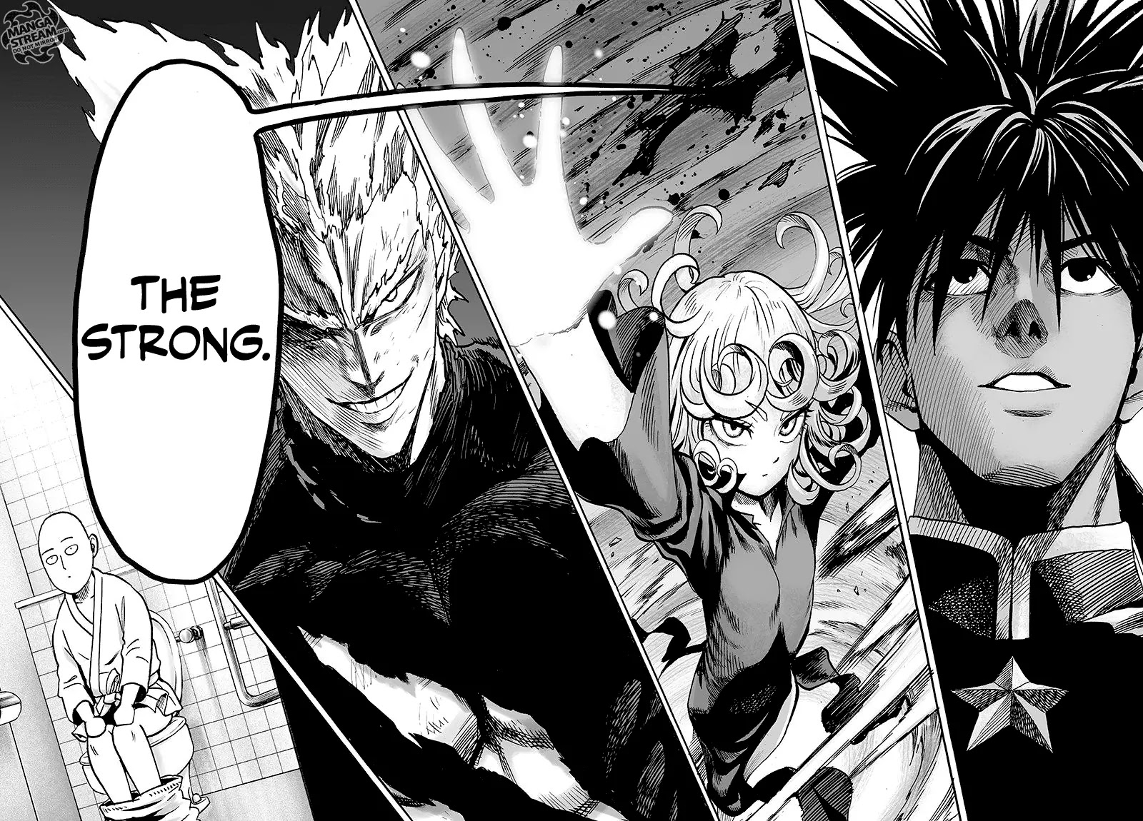 One Punch Man, Chapter Onepunch-Man 66 image 017