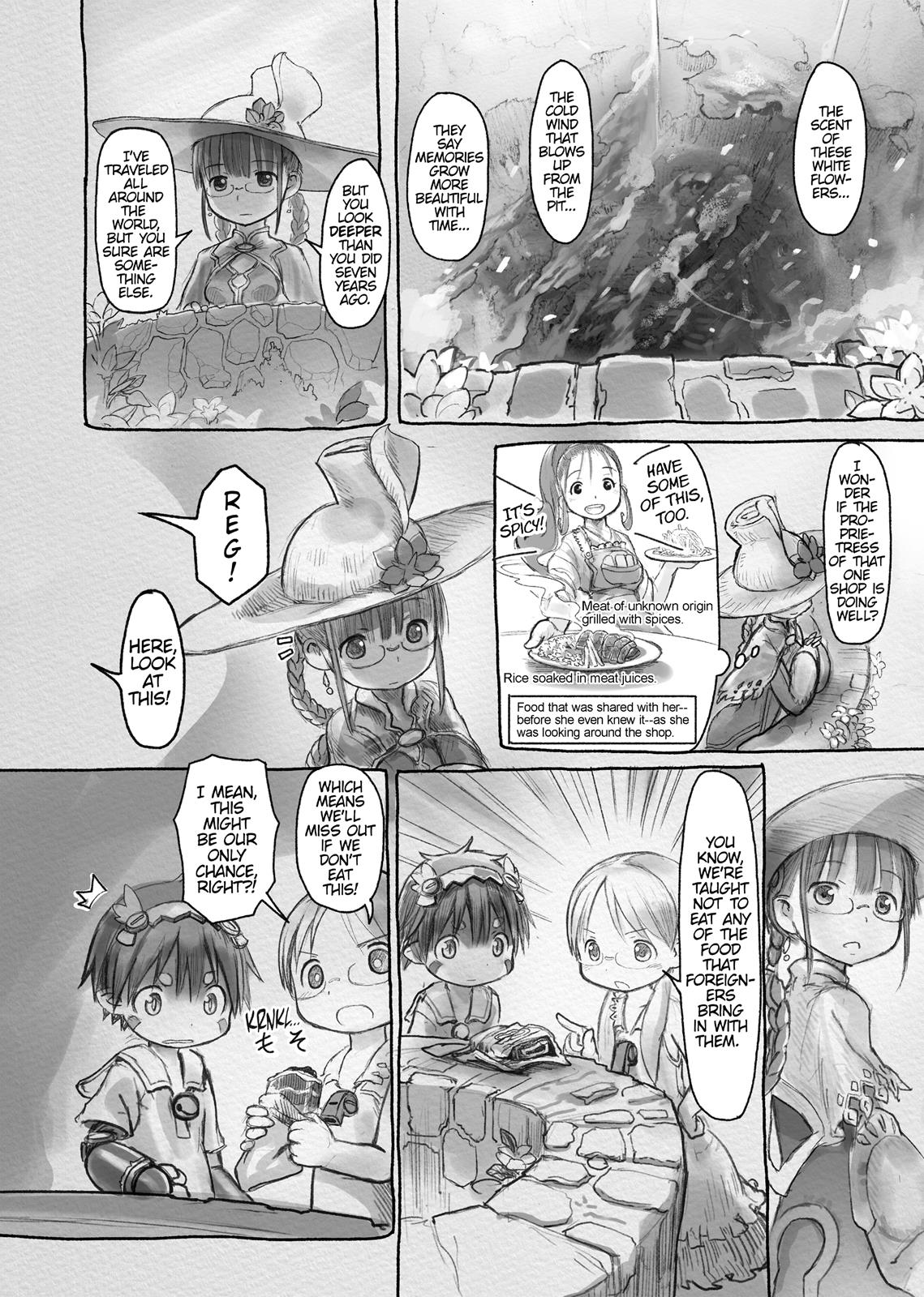Made In Abyss, Chapter Hello,Abyss 38.5 image 010
