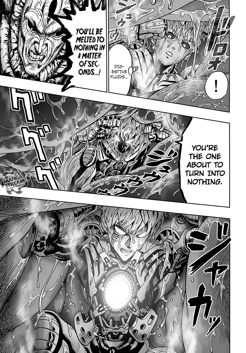 One Punch Man, Chapter Onepunch-Man 84 image 104