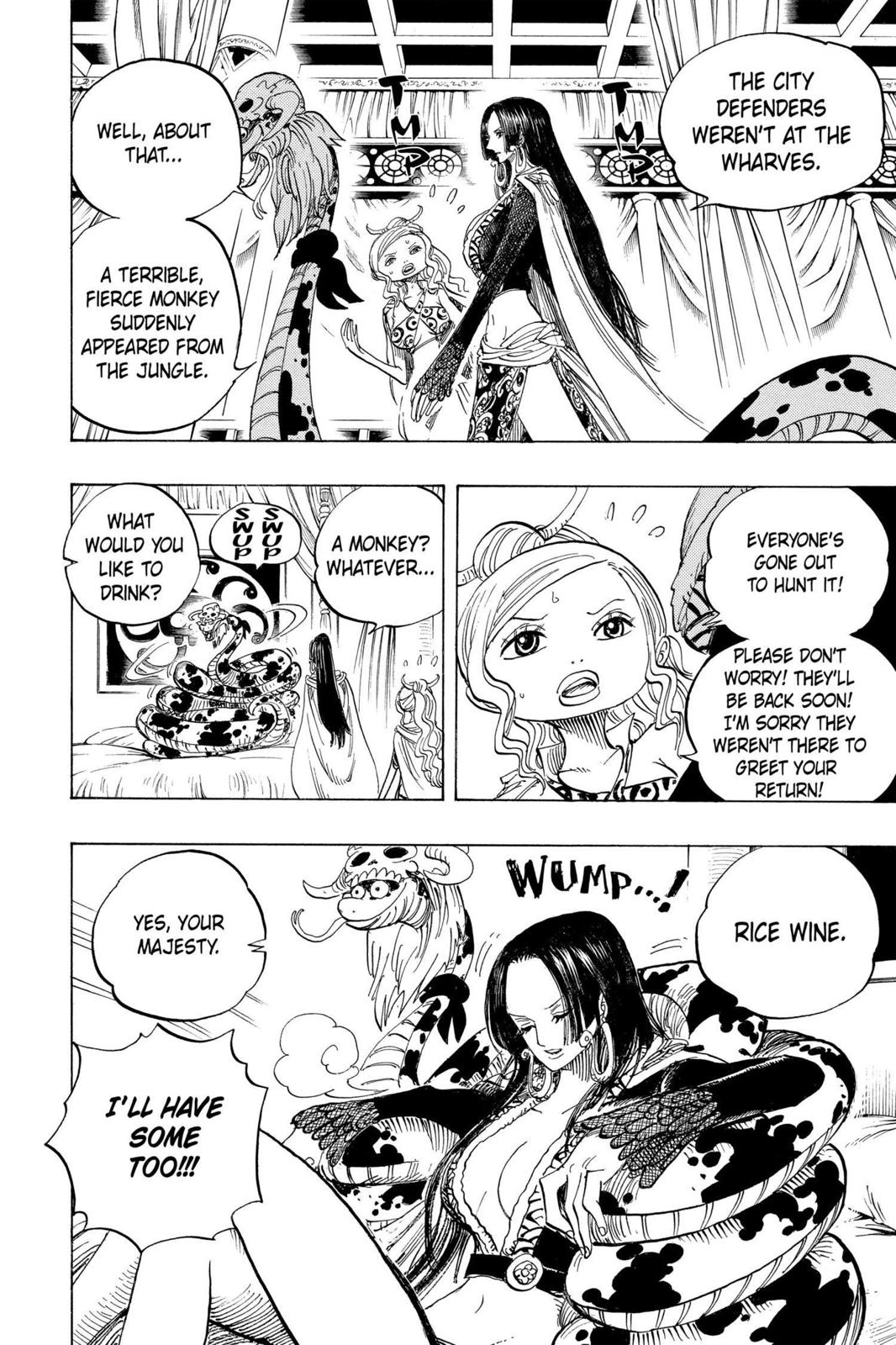 One Piece, Chapter 517 image 006