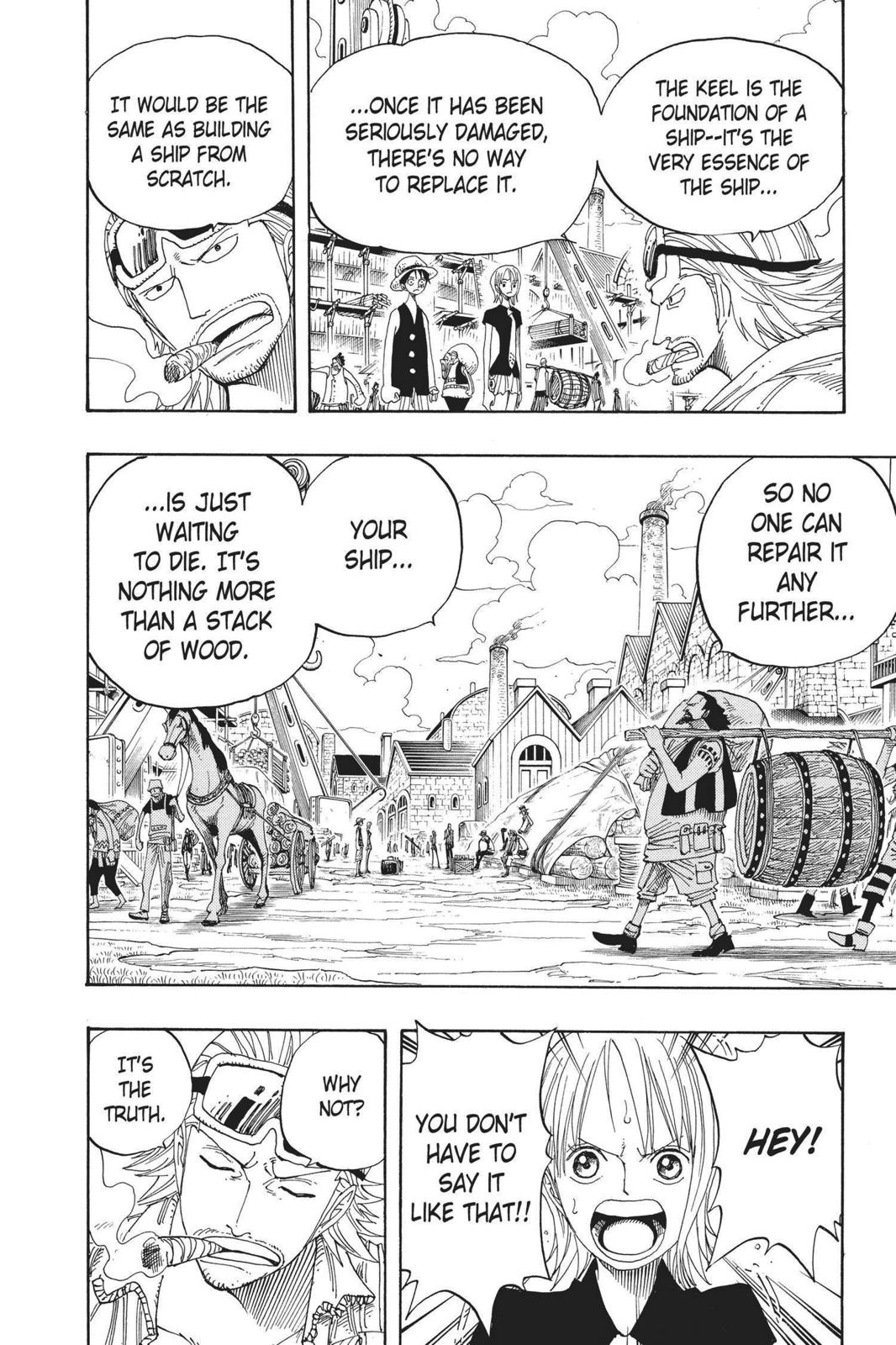 One Piece, Chapter 328 image 012