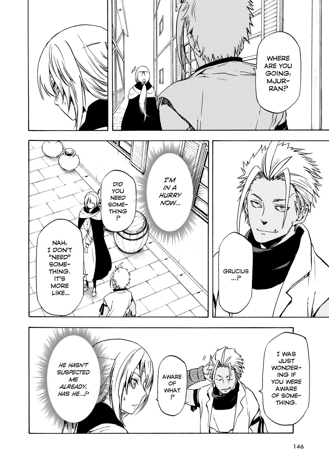 That Time I Got Reincarnated As A Slime, Chapter 58 image 008