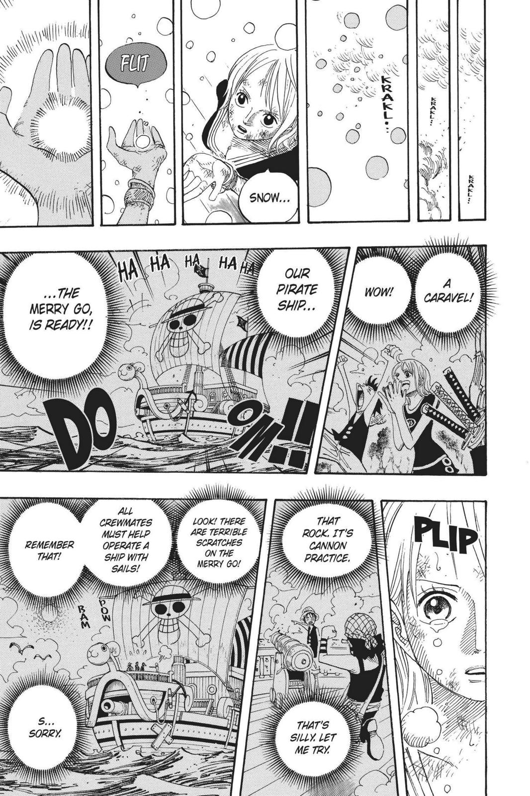 One Piece, Chapter 430 image 013