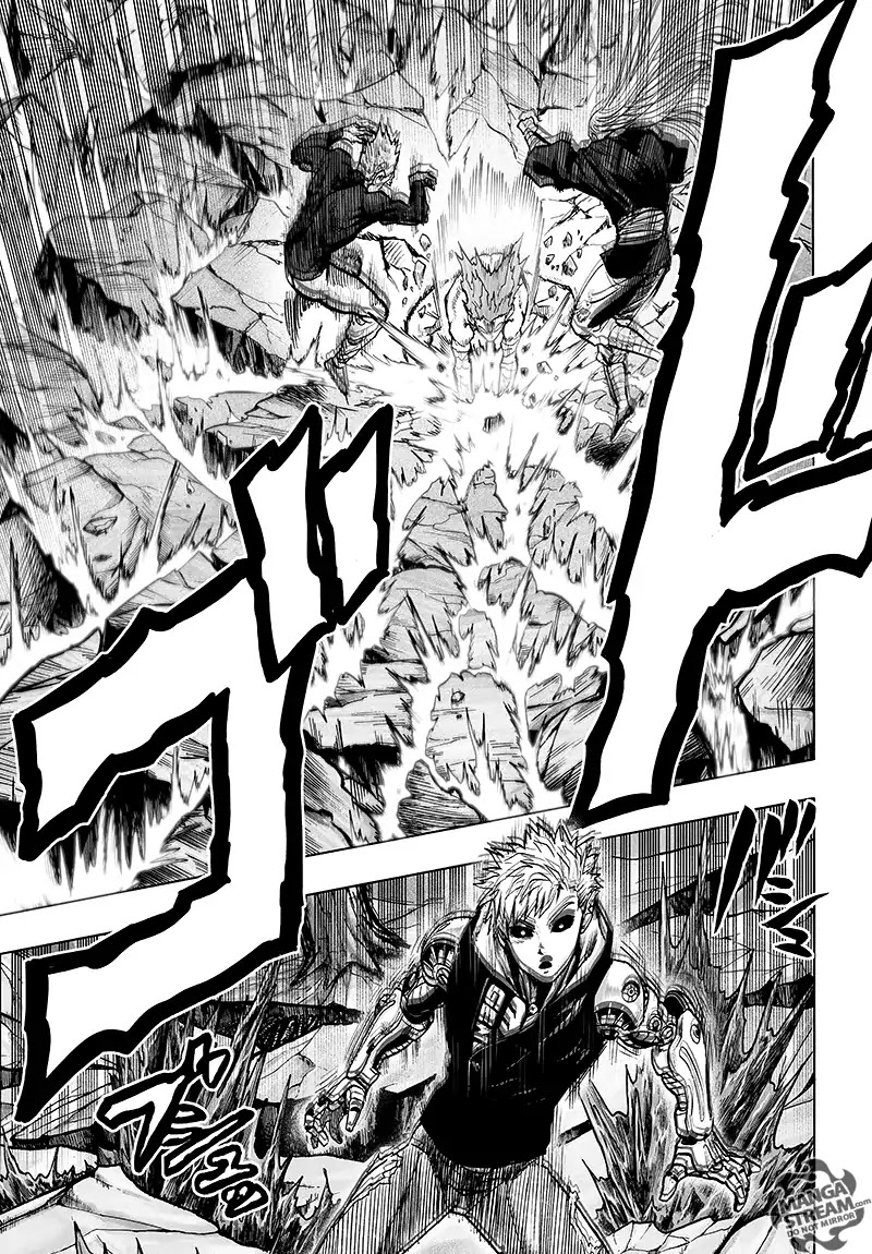 One Punch Man, Chapter Onepunch-Man 84 image 038