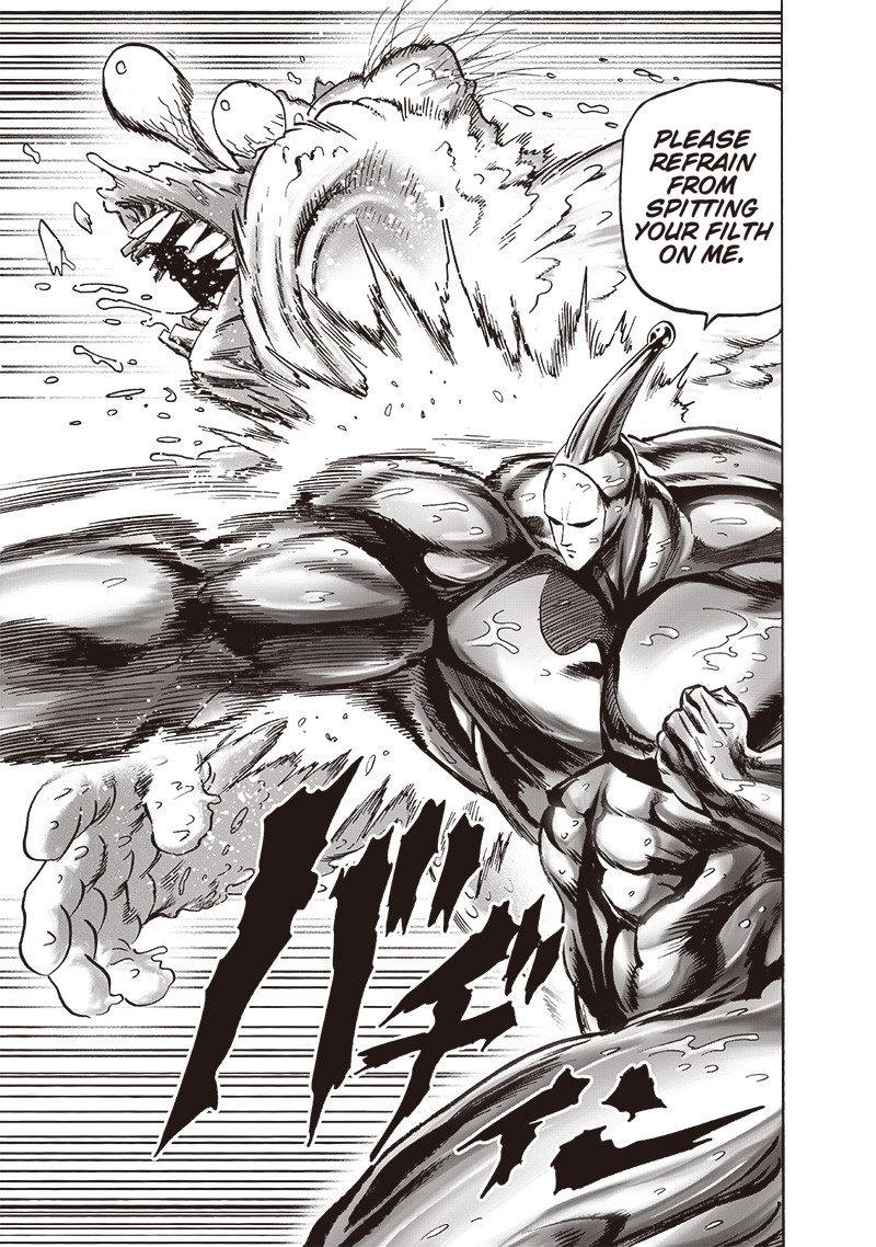 One Punch Man, Chapter 148 image 028