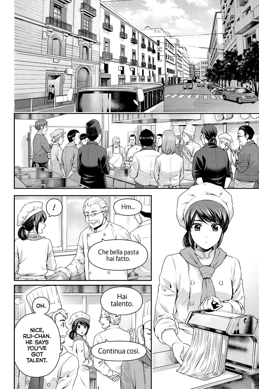Domestic Na Kanojo, Chapter 132 image 002