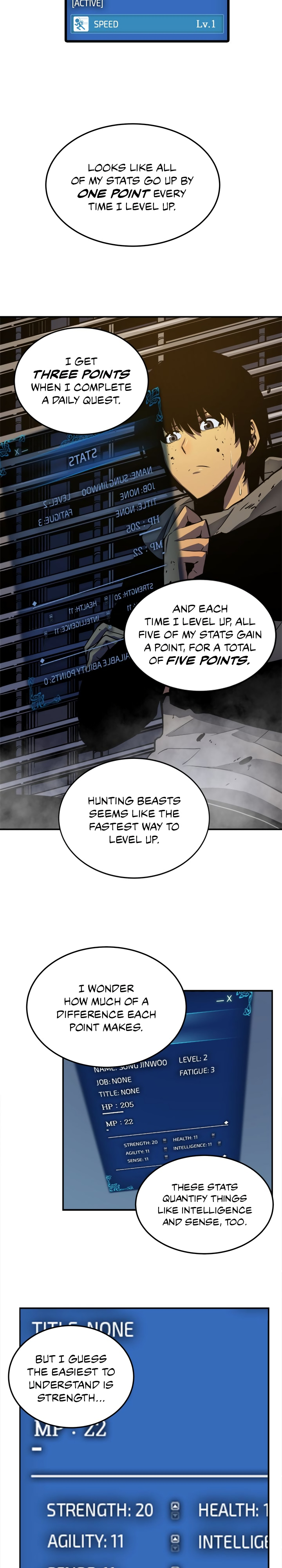 Solo Leveling, Chapter 14 image 002