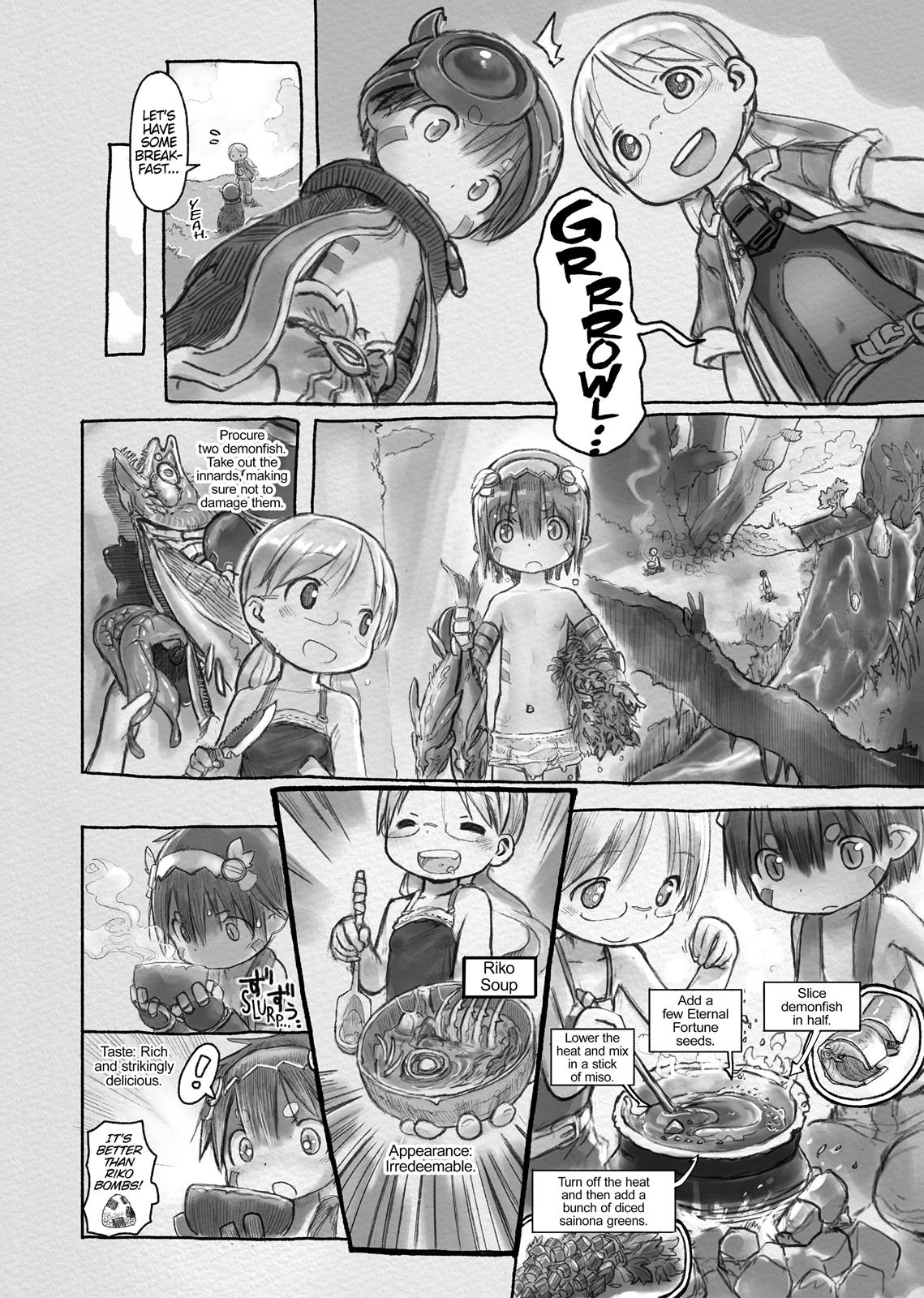 Made In Abyss, Chapter Hello,Abyss 9 image 012