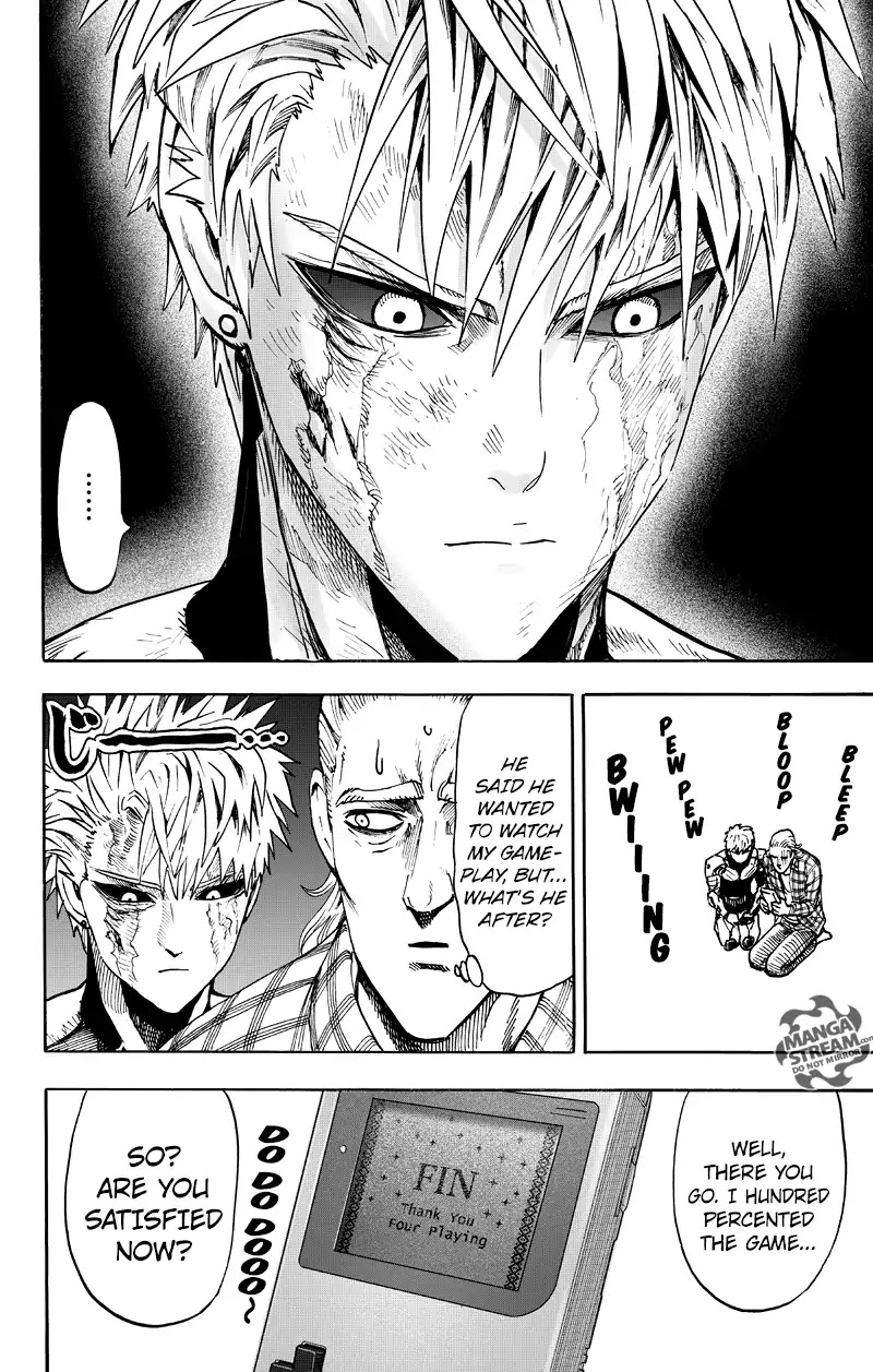 One Punch Man, Chapter Onepunch-Man 89 image 003