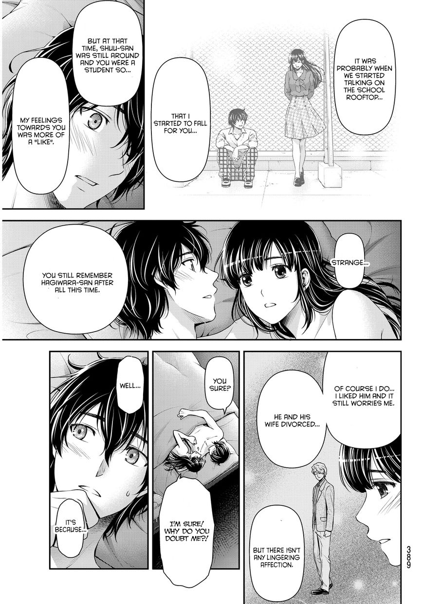 Domestic Girlfriend, Chapter 55 Promise image 010