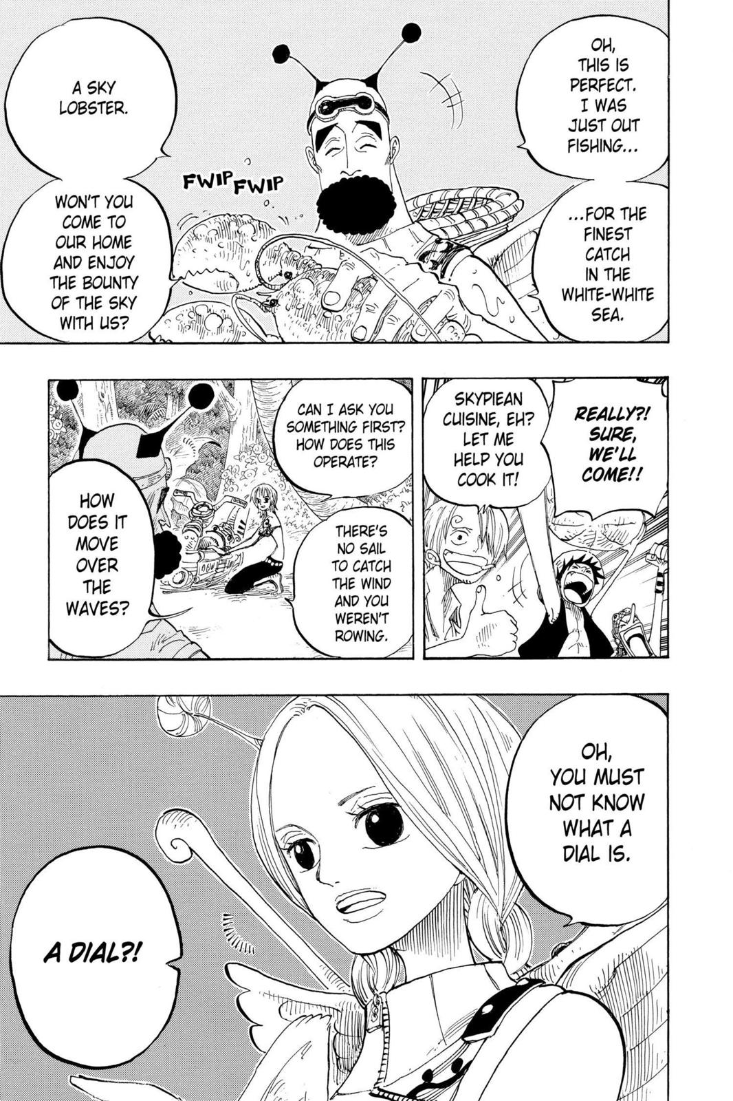 One Piece, Chapter 239 image 016