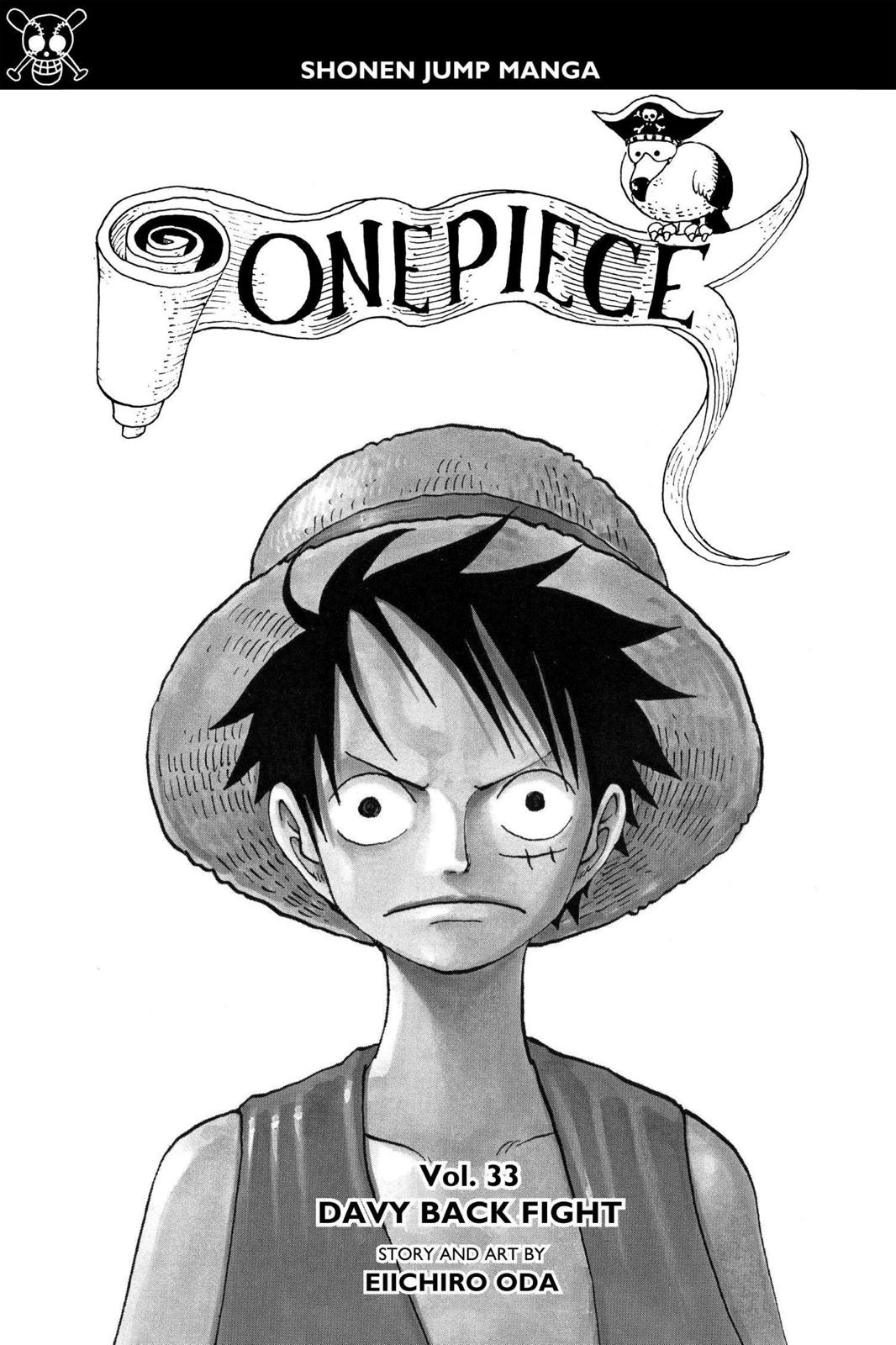 One Piece, Chapter 306 image 004