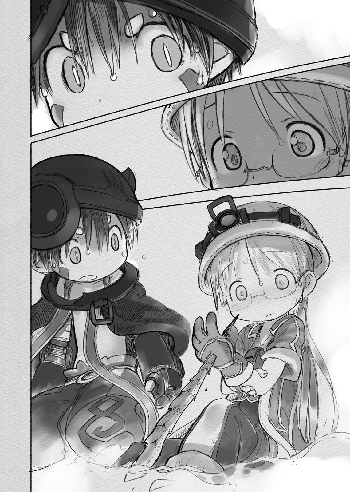 Made In Abyss, Chapter Hello,Abyss 19 image 006