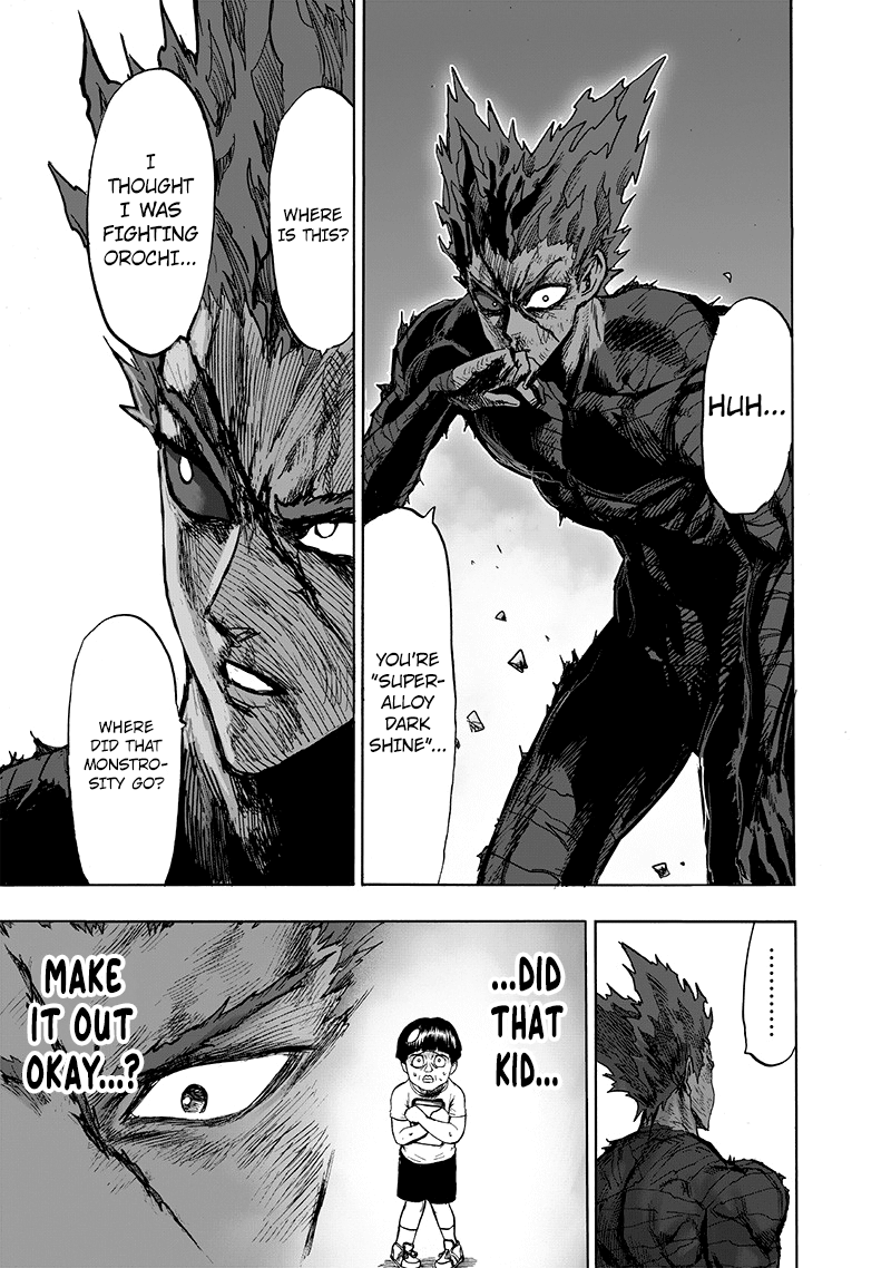 One Punch Man, Chapter 126.2 image 009