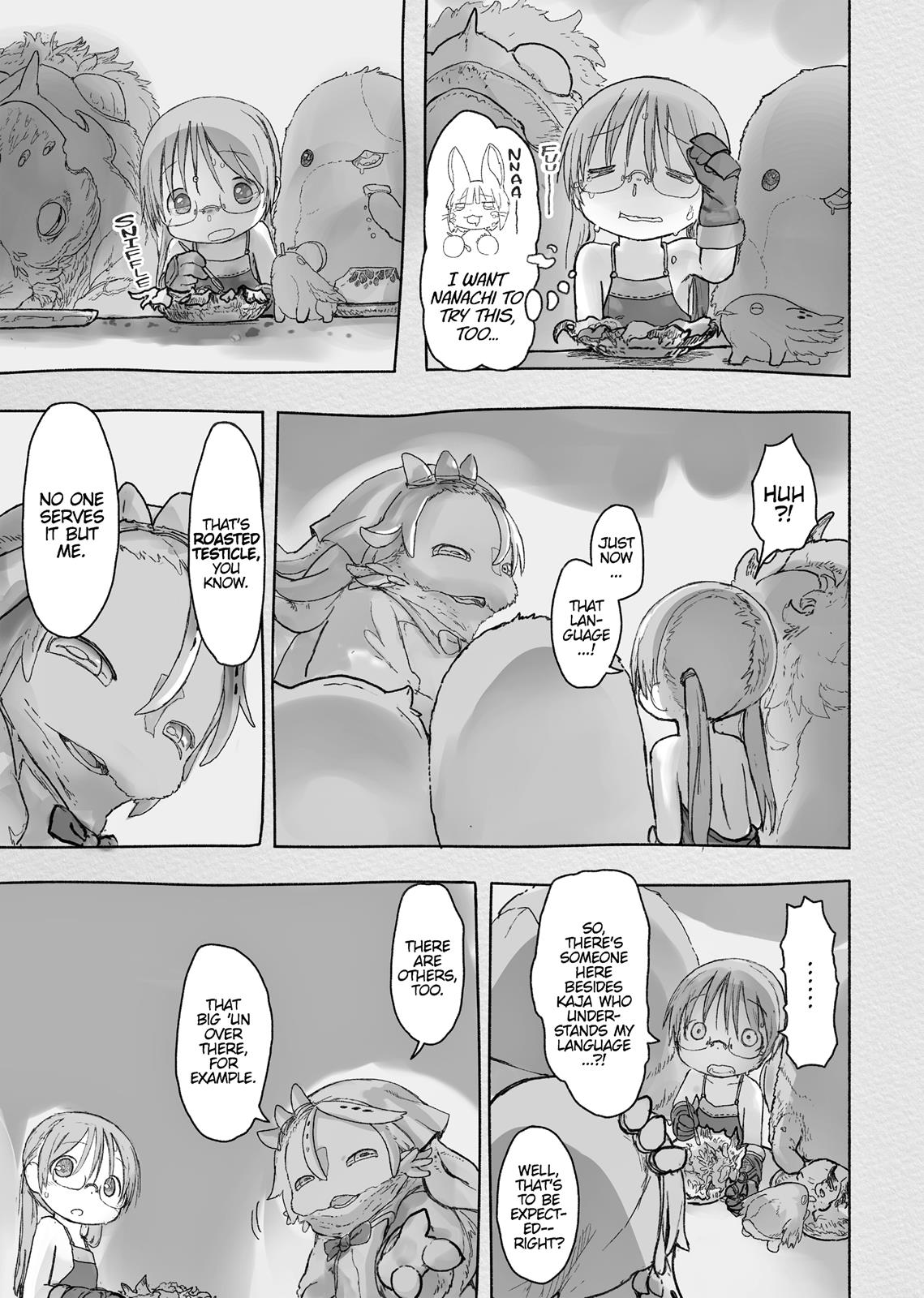 Made In Abyss, Chapter Hello,Abyss 44 image 013