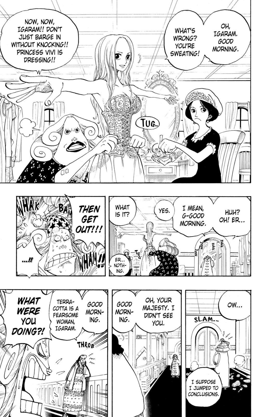 One Piece, Chapter 215 image 003