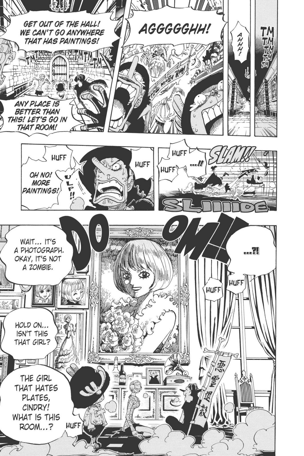 One Piece, Chapter 447 image 019