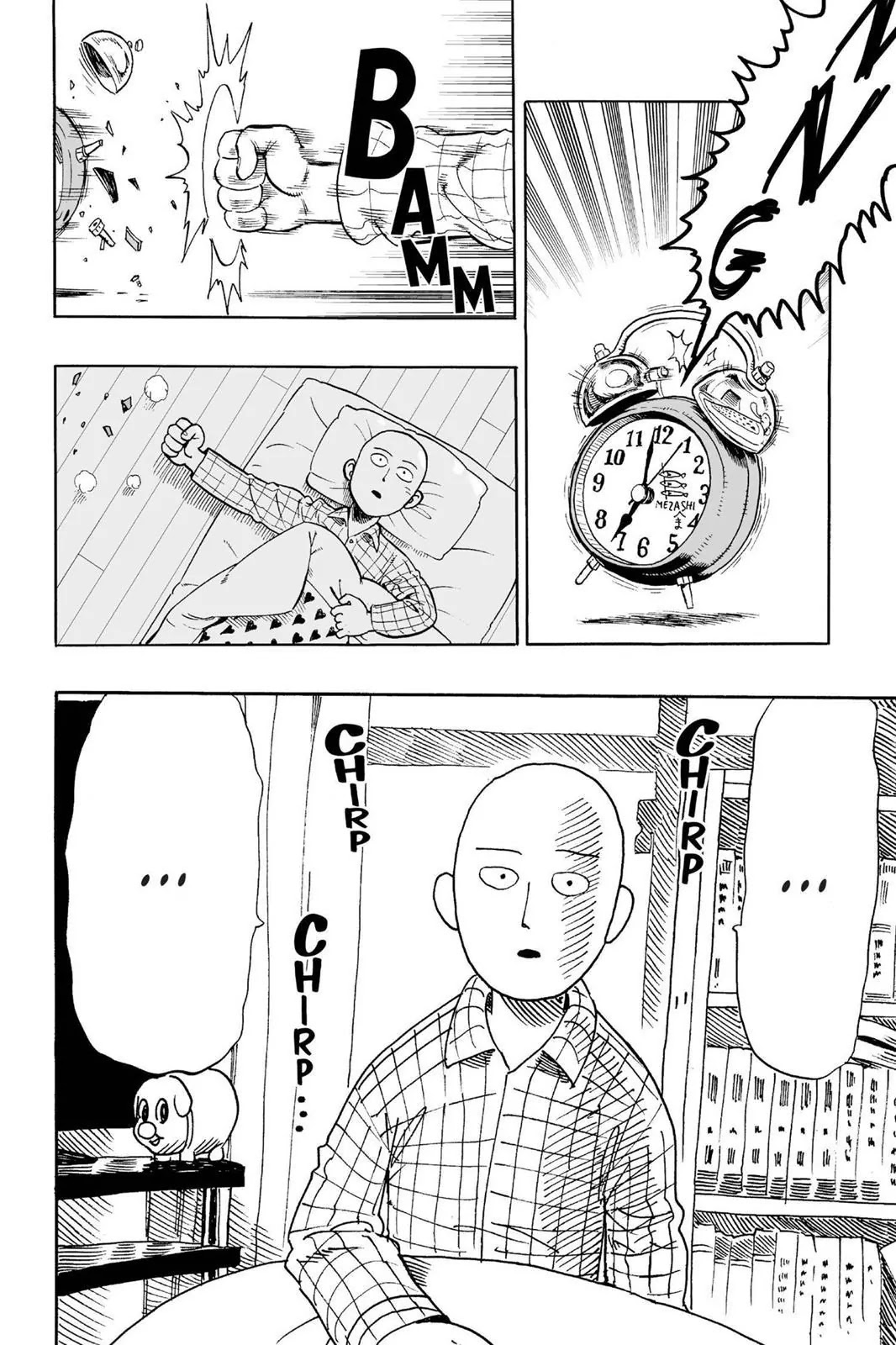 One Punch Man, Chapter Onepunch-Man 4 image 021