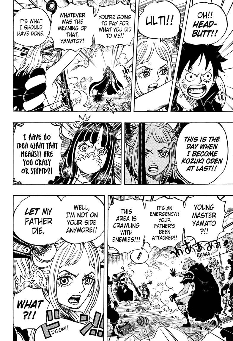 One Piece, Chapter 987 image 008