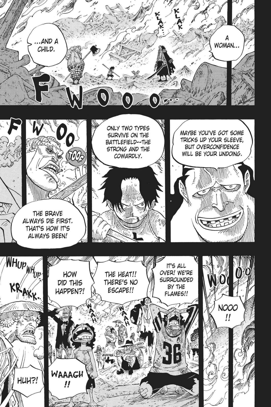 One Piece, Chapter 587 image 013