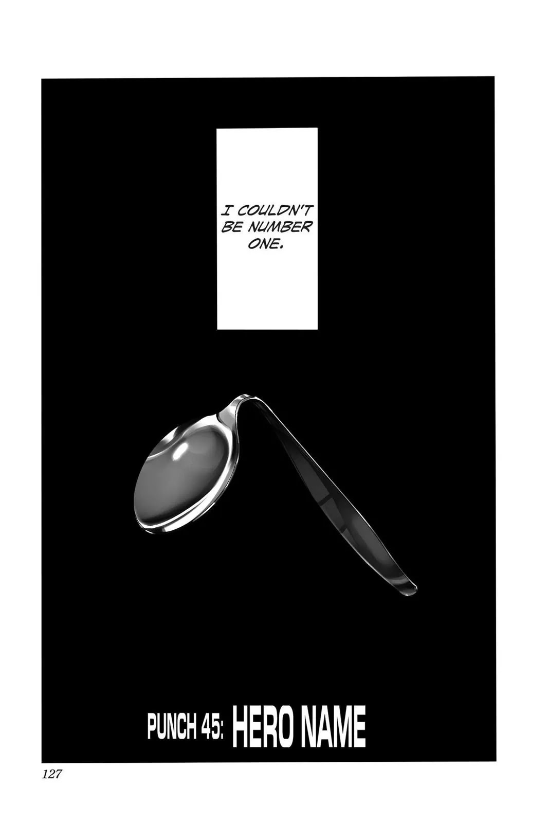 One Punch Man, Chapter Onepunch-Man 45 image 001
