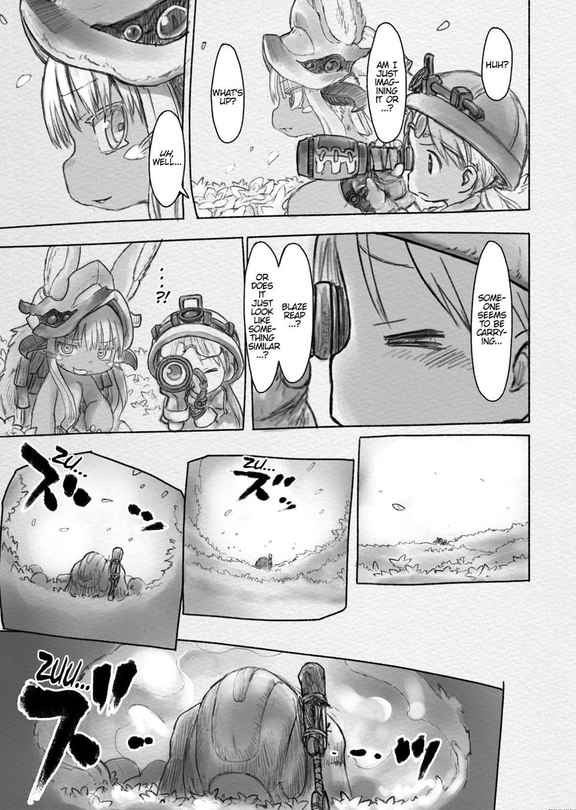 Made In Abyss, Chapter Hello,Abyss 26 image 015