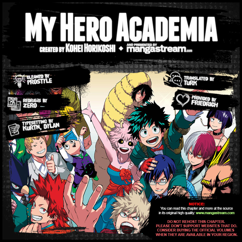 My Hero Academia, Chapter My Hero Academia 149 image 002