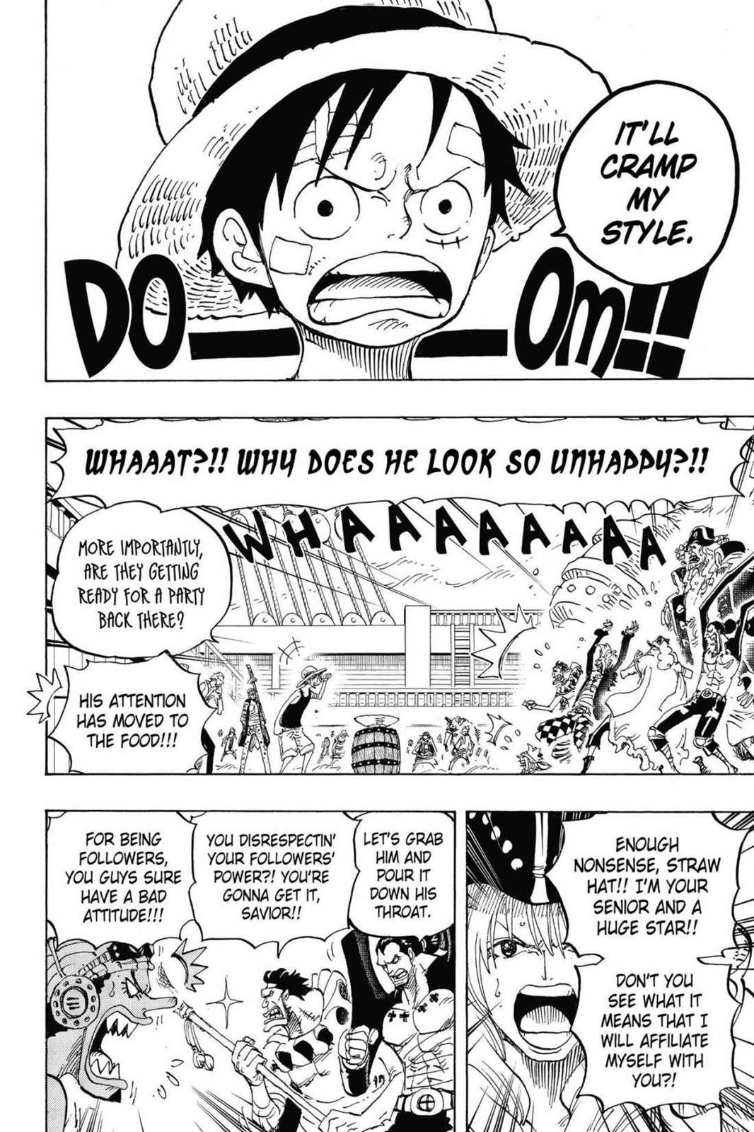 One Piece, Chapter 800 image 003