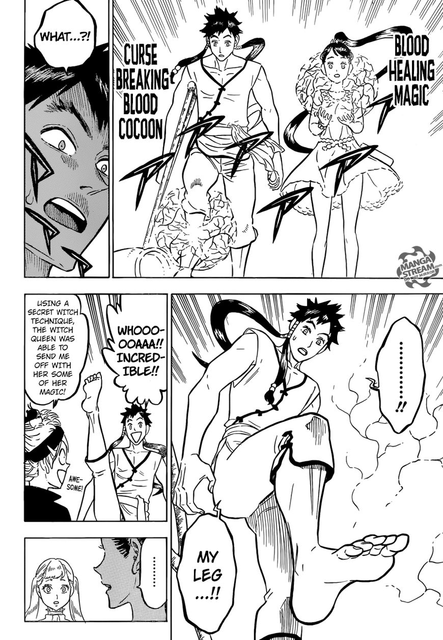 Black Clover, Chapter 102 Asta's Day Off image 015