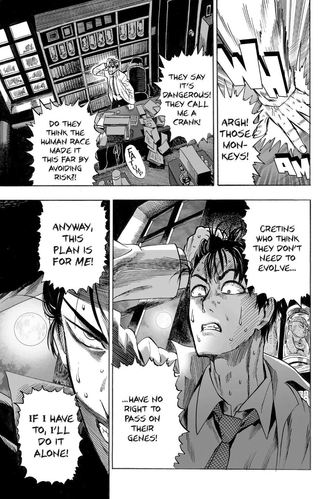 One Punch Man, Chapter Onepunch-Man 9 image 010