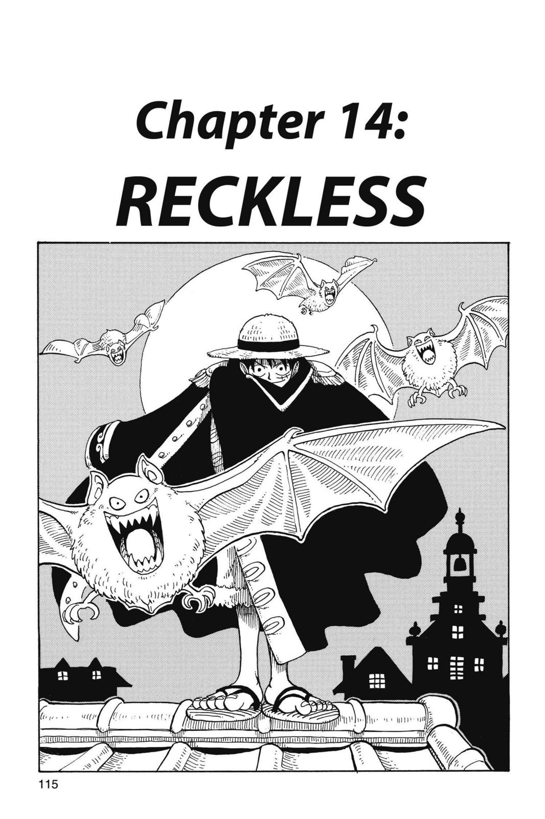 One Piece, Chapter 14 image 001