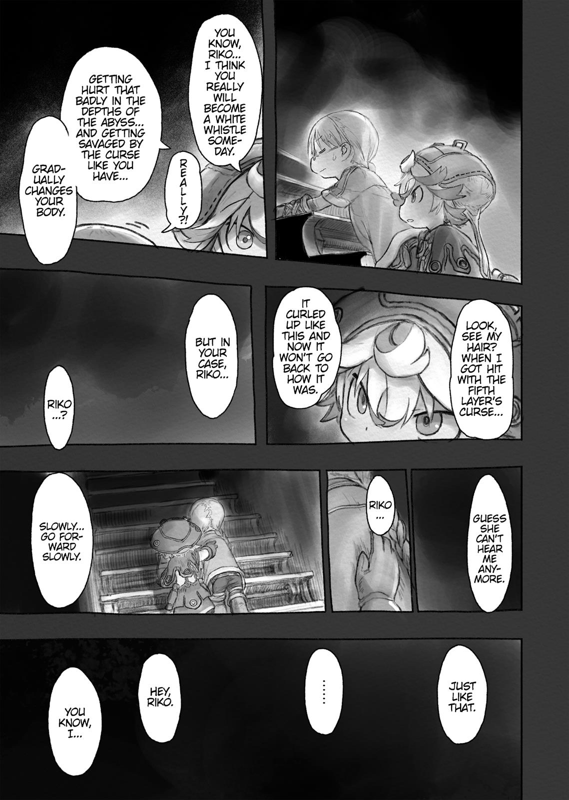 Made In Abyss, Chapter Hello,Abyss 33 image 013