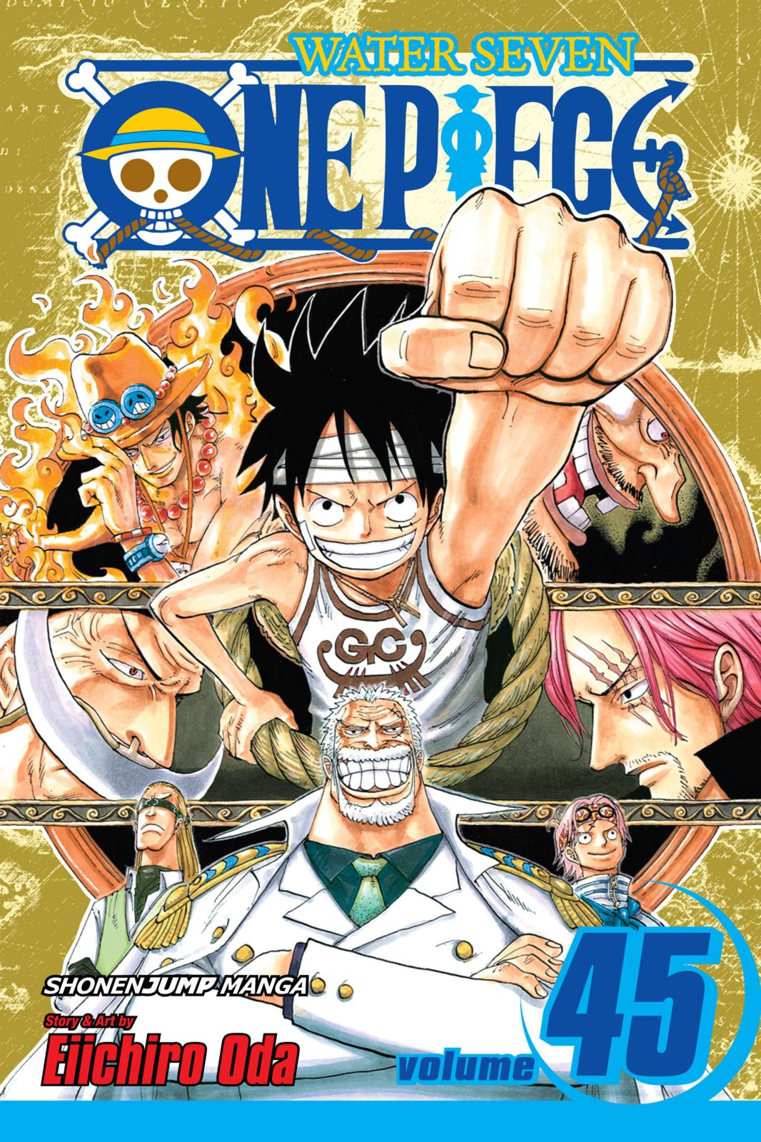 One Piece, Chapter 431 image 001