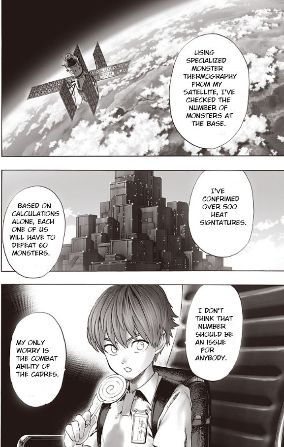 One Punch Man, Chapter Onepunch-Man 93 image 002