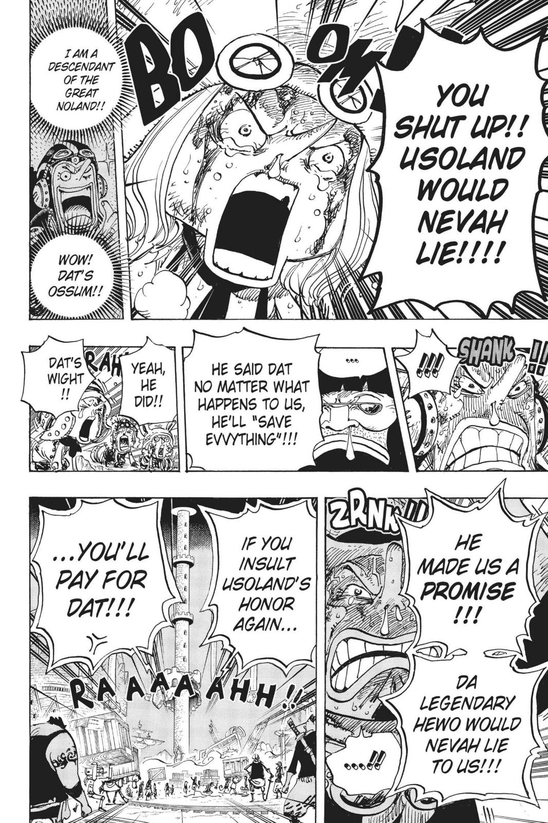 One Piece, Chapter 741 image 008