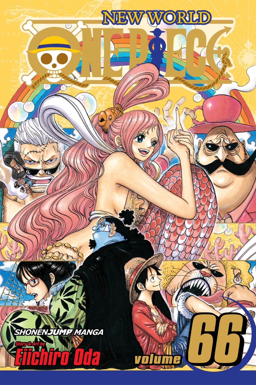One Piece, Chapter 647 image 001