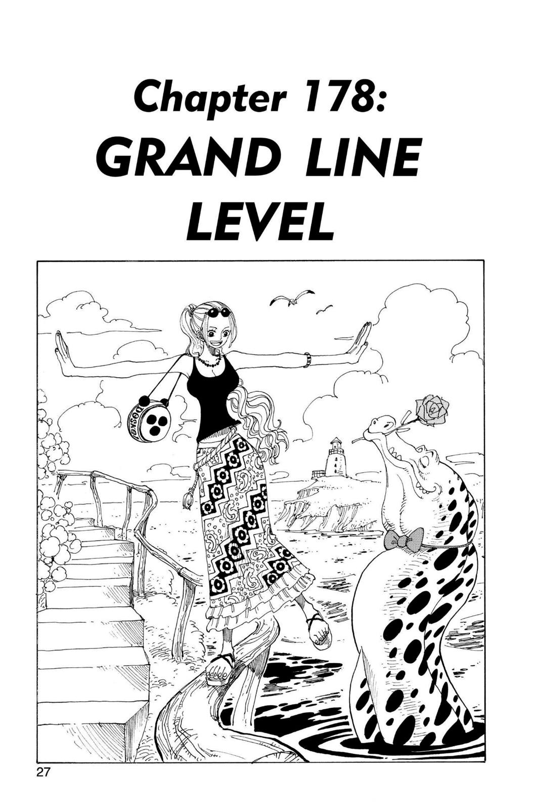 One Piece, Chapter 178 image 001