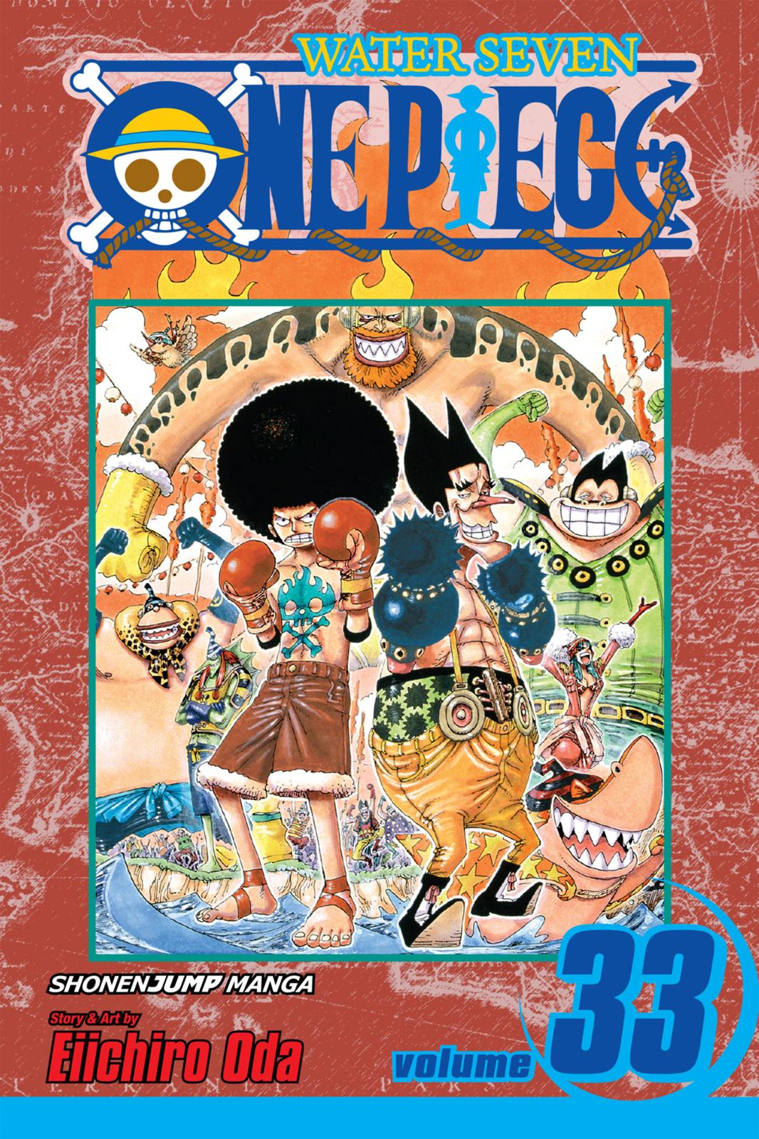 One Piece, Chapter 306 image 001