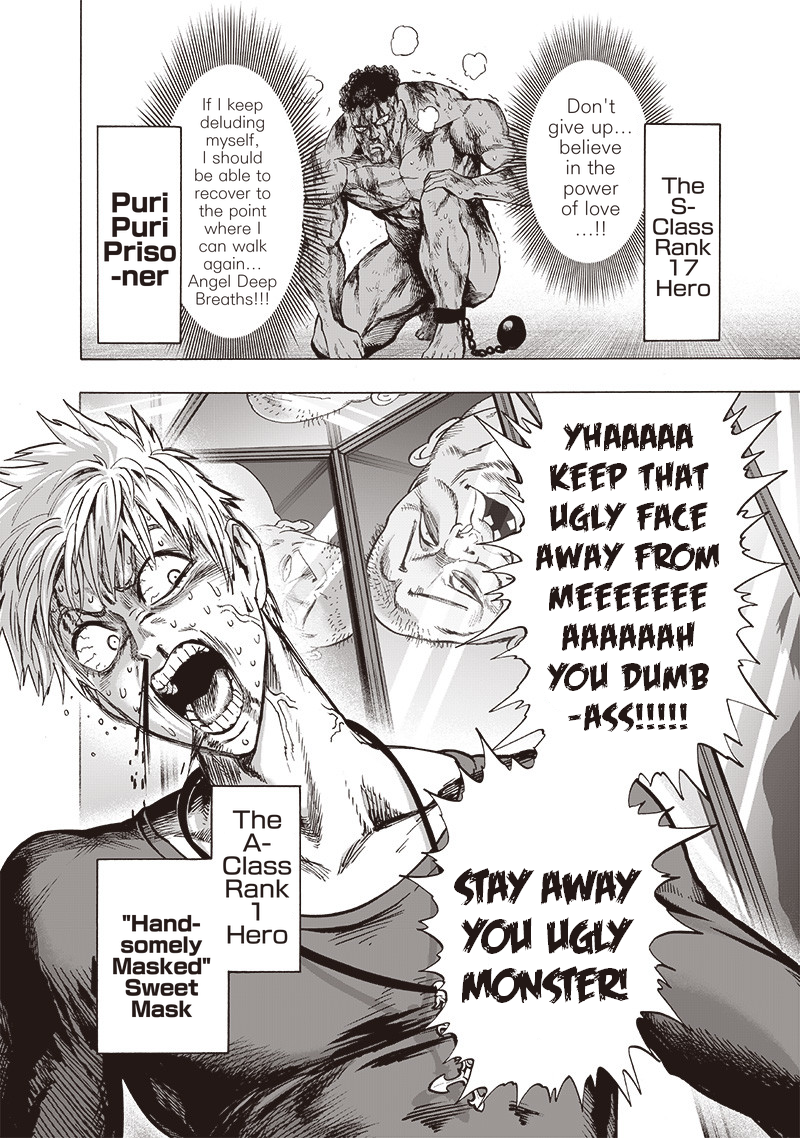 One Punch Man, Chapter One-Punch Man 123 image 011