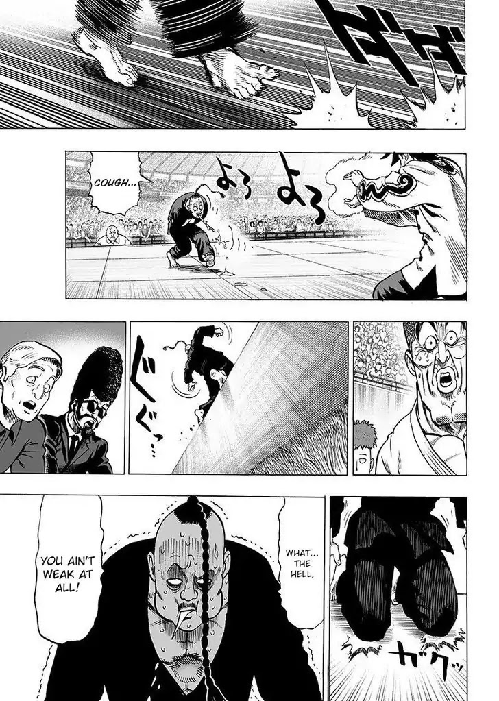 One Punch Man, Chapter Onepunch-Man 63.1 image 007