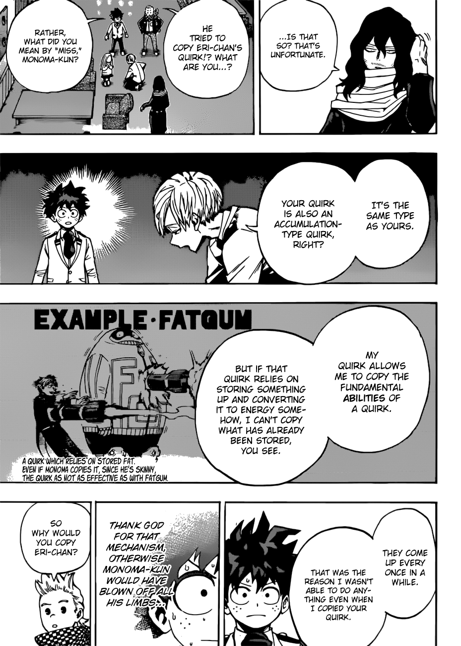 My Hero Academia, Chapter 217 image 012