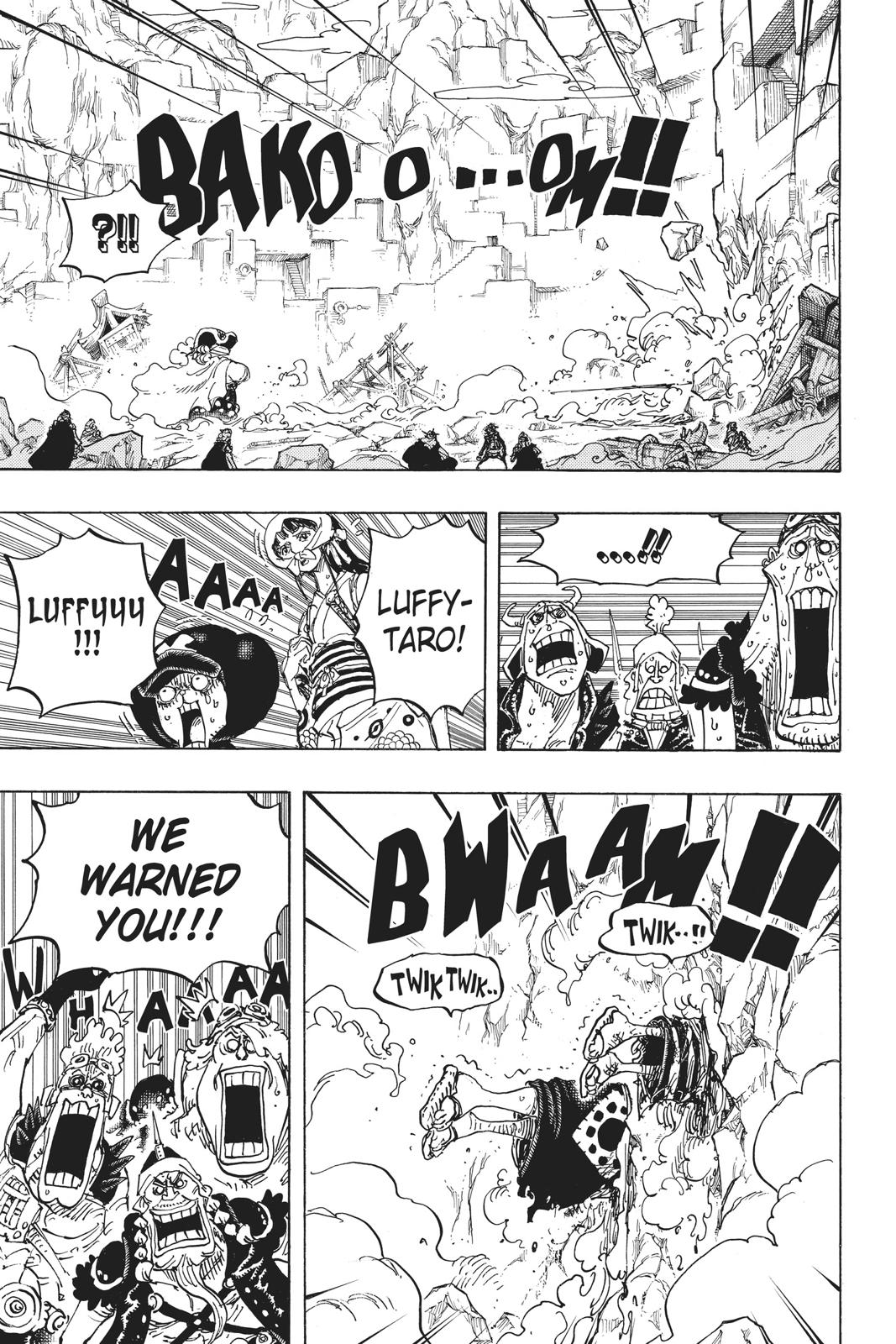 One Piece, Chapter 947 image 005